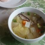 チョムパイ - 2015/06/27 12:20訪問:スープ