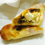 50995049 - 自家製青梅ジャムとクリームチーズ