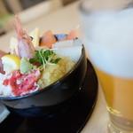 どんぶり茶屋 - 海鮮丼