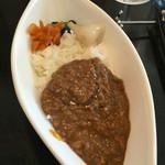 ビストロ・ポトフ - 挽肉カレー