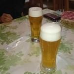 チョムパイ - 2015/09/03 21:40訪問:生ビールで乾杯!