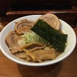 らー麺 きん - ら~麺+チャーシュー