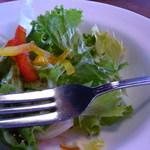 ジョリーパスタ - サラダセットのサラダ