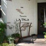 La Pala - ラ・パーラ(お店の外観)
