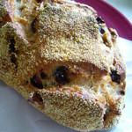 510184 - クルミとレーズンのパン
