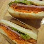 彩 - サンドイッチ