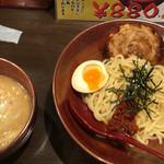 麺場 田所商店 - 仙台辛味噌つけ麺