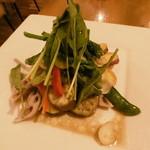 51005084 - 温製根菜のサラダ