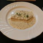 洋凡料理 NAKAMURA - 甘鯛のソテーボンファムソース