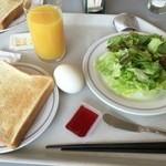 パルスイン - 料理写真:無料朝食サービス