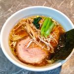 51013924 - 『製麺rabo』                       「中華そば(あっさり鶏出汁)」