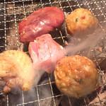 丹波地鶏 やきじろう - 料理写真: