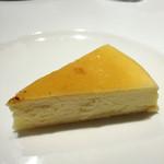 マリオテラス - ベイクドチーズケーキ(2016・5)