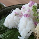 和菜 やなぎ  ふぐ はも - ハモ落とし
