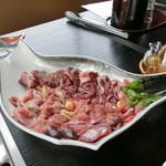 料理旅館 松本亭 - 料理写真: