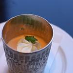 カサブランカシルク - オレンジのムース