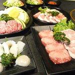 焼肉ハウス 扇寿 - 料理写真: