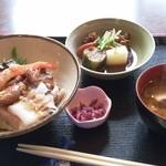 51020292 - 漁師丼セット\1300