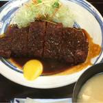 51020858 - 味噌とんかつ定食(並):1,200円