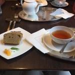 51021019 - 紅茶のパウンドケーキと一緒に