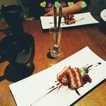 ニコリ キッチン - チョコレートケーキ
