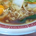 五味八珍 - 麺とスープ