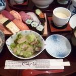 ふくずし - 料理写真:にぎり(税込1,080円)