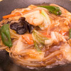 Chiyuukaankakesemmontemmomosennin - 料理写真:人気No1!五目あんかけ焼きそば780円(税込)8種の野菜をしっかり250g摂れます。