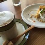 MOKU cafe - ケーキセット