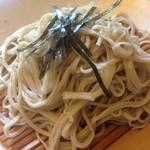 柿右衛門 - 蕎麦アップ