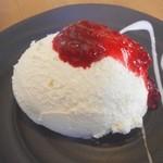 51025375 - レアチーズケーキ
