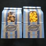 ギャレットポップコーンショップス - キャラメル味とチーズ味