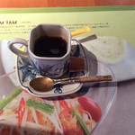 Sawadee Lemongrass Grill - コーヒー