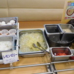 ココス - 麺エリア