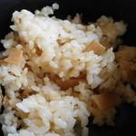 ココス - 炊き込みご飯