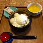 51033046 - 白玉あんみつ(650円)
