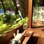 つぐみカフェ - 穏やかな陽射しが差し込みます