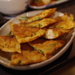 韓国家庭料理 青山 - チジミ
