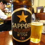 51034440 - 瓶ビール・大(650円)