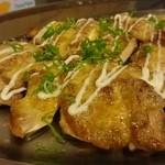 山の台所 みん家 - 料理写真:鶏のカレーマヨネーズ焼き