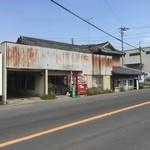 十河製麺 - これが外観遠景・・・絶対、店には見えん^^;