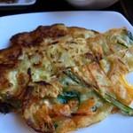 海雲台 - 野菜チヂミ