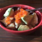 アンシャンテ - 蛸とアボガドのサラダ