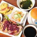 Troom Café - 数量限定ランチ