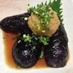 TOWA - 揚げ茄子ゆずポン酢