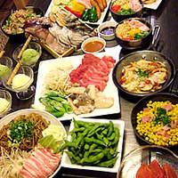 こな - 選べる炎上宴会プラン2500円