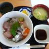 海鳴り亭 - 料理写真:ミニ海鮮丼