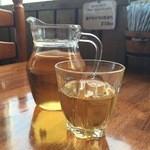 ファームヤード - ジャスミン茶は嬉しく。