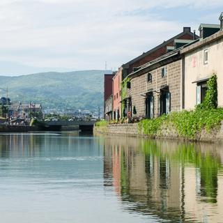 小樽運河すぐそこの好立地!