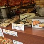 かぐら - 店頭では鶏唐揚げを販売中